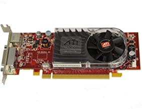 ATI Radeon HD 3450 256MB DDR2 PCI Express (PCI-E) DMS-59 Low Profile Video Card w/TV-Out & DMS-59 Cable (Renewed)