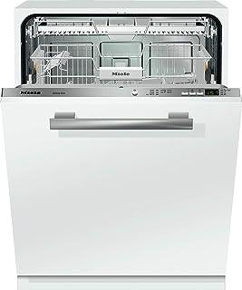 Miele G 4380 SCVi lavavajilla Totalmente integrado 14 cubiertos A++ - Lavavajillas (Totalmente integrado, Acero inoxidable, Tamaño completo (60 cm), Acero inoxidable, Botones, 1,7 m)