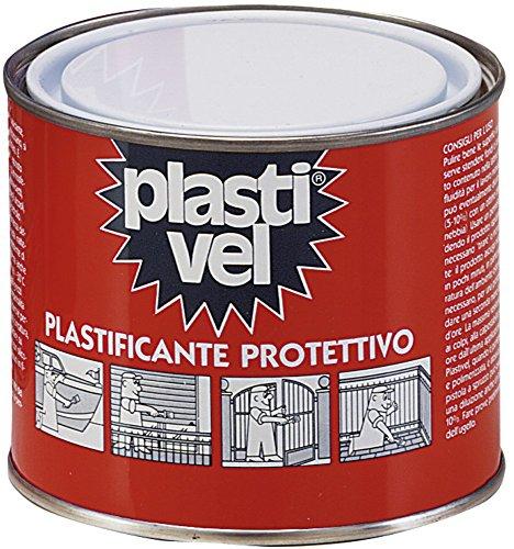 PLASTIVEL PLASTIFICANTE IMPERMEABILIZZANTE PROTETTIVO TRASPARENTE FLUIDO LATTA DA 2,5 L