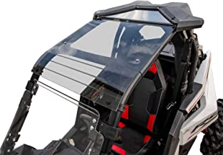 SuperATV Heavy Duty Dark Tinted Roof for Polaris RZR RS1 (2019+) - Easy to Install!