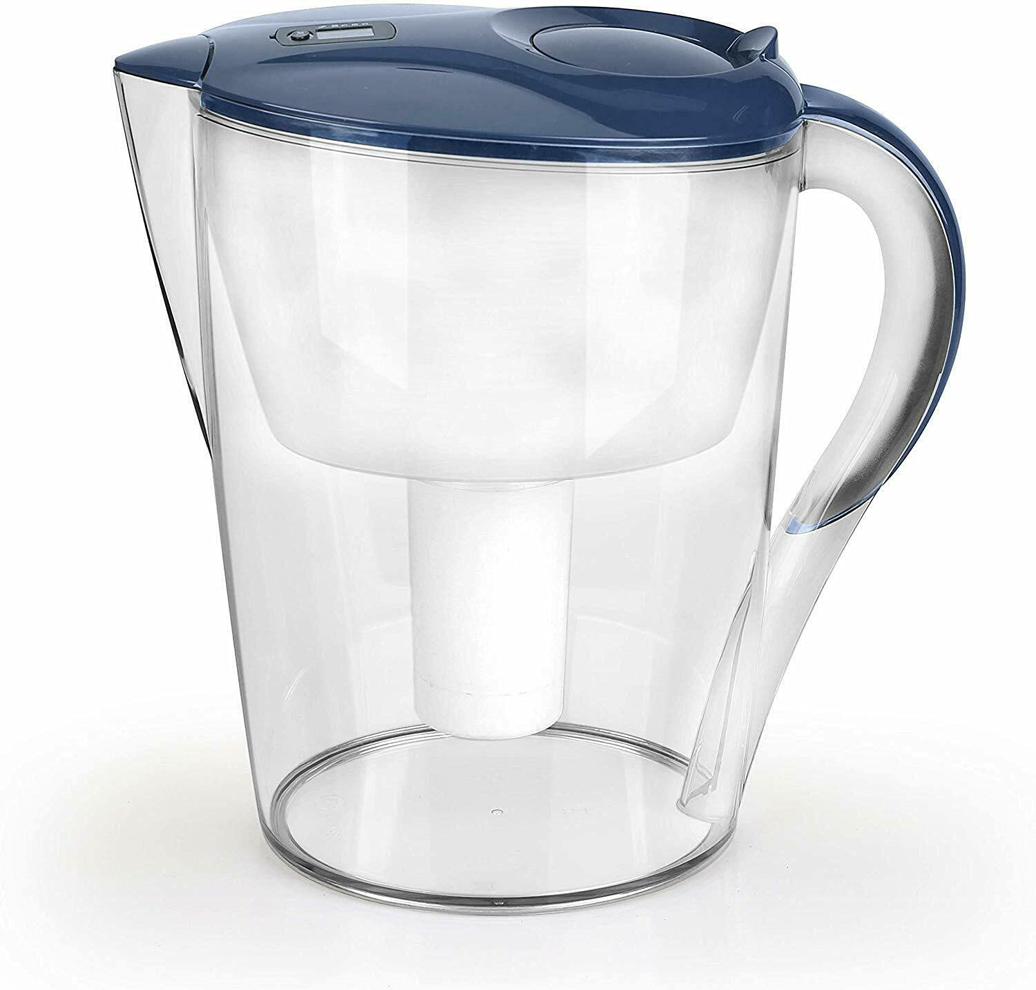 S-Rover Water Filter Pitcher 15-Cup Long-Lasting w Nashville-Davidson Mall Ranking TOP19 1Filter 200