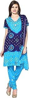 FEMEZONE Women's Cotton Dress Material