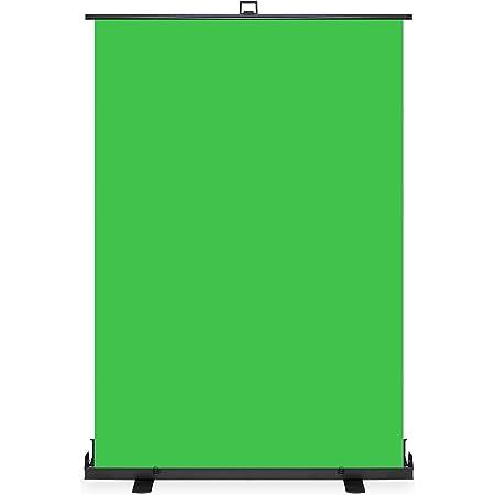 Khomo Gear Green Screen Hintergrund Mit Ständer Extra Kamera