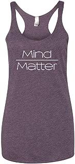 Panoware Women's Workout Tank Top | Mind Over Matter