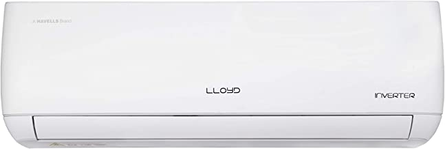 Lloyd 1.5 Ton 3 Star Split AC (Copper, LS18I35JA, White)