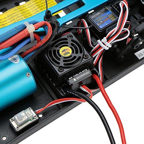 RC Auto kaufen Buggy Bild 2: Ursprünglich HSP 94107PRO 1 10 4WD elektronische angetriebene bürstenlose Motor RTR offroad Buggy & 2,4 GHz Fernbedienung*