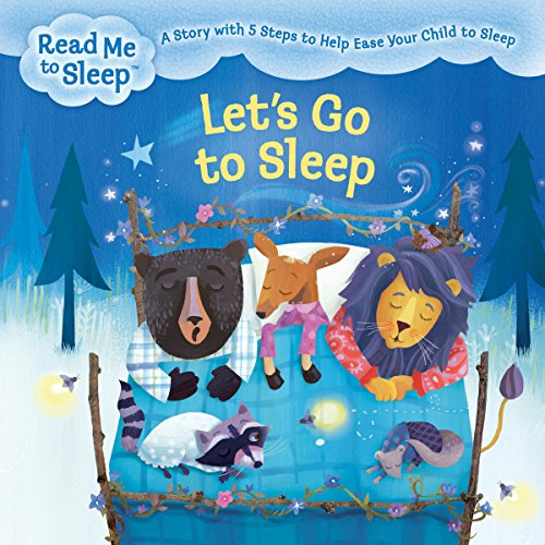 Let's Go to Sleep audiobook cover art