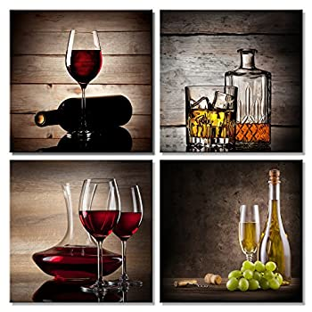 Best wine pictures for kitchen Reviews