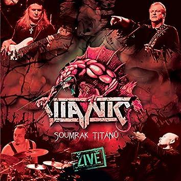 Soumrak Titánů (živě)