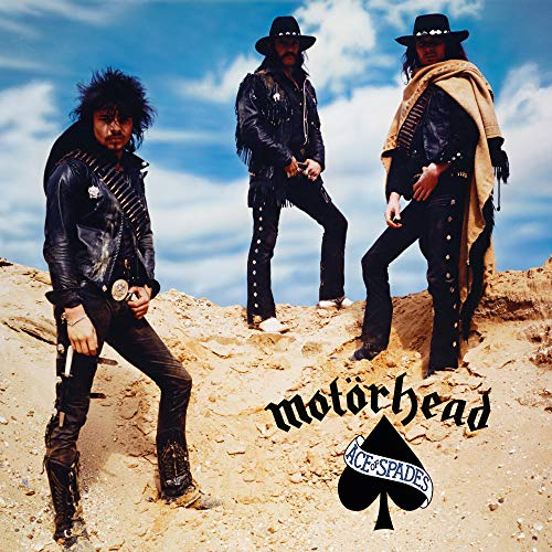 Ace of Spades (40th Anniversary Master)