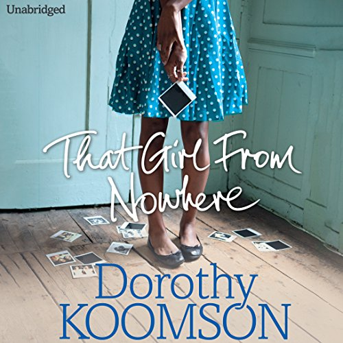 That Girl from Nowhere audiobook cover art