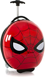 """Heys America Marvel Spiderman Boy's 16"""" Rolling Carry On Luggage [Red]"""