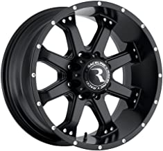 Raceline 991B-ASSAULT Black Wheel (17x9