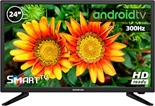"Television LED 24"" INFINITON Smart TV-Android TV (TDT2"