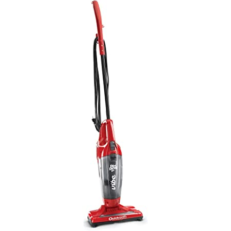 Dirt Devil Simpli Stik Vacuum Cleaner 3 In 1 Hand And Stick Vac Small Lightweight And Bagless Sd20000red Red Home Kitchen