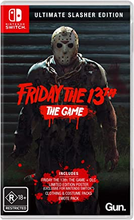 Friday the 13th: Ultimate Slasher Edition (Nintendo Switch)