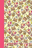 Blank: Raspados, Elotes, and Chicharron Journal inside, 100+ Pages, Perfect for School or Work, as a Sketchbook, Notebook, Diary, or Journal