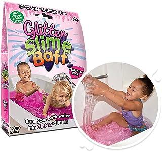 Gelli Baff Glitter Slime Baff, 150 g, Pink