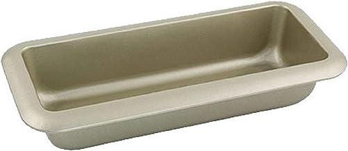 Loaf Pan Gold 34.5x15.8x6.5 centimeter RF8788