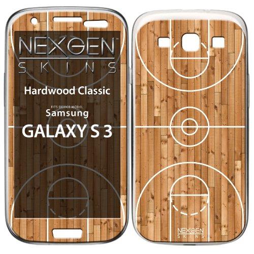 Nexgen Skins GAL30029 - Cover per Samsung Galaxy S3, motivo'legno duro'