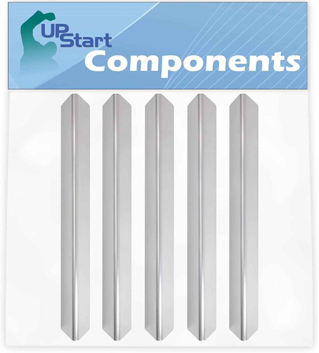 5-Pack BBQ Ranking TOP15 Grill Houston Mall Heat Shield Plate for Replacement Parts We Tent