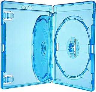 Amaray Blu Ray con baldas para 3 Disc, DVD, Blu Ray 6 fundas de la marca