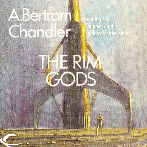 The Rim Gods audiobook cover art