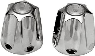 Danco 80457 Pair of Faucet Handles for Price Pfister Verve Tub/Shower, Chrome, Metal