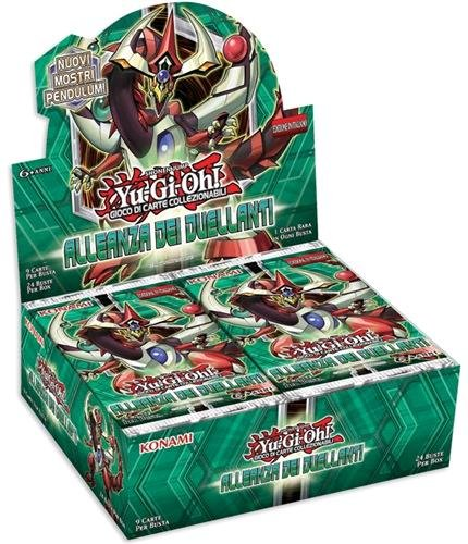 Konami Yu-Gi-Oh! - Alleanza dei Duellanti (Blister)