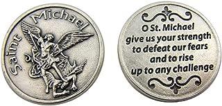 Saint Micheal Pocket Token