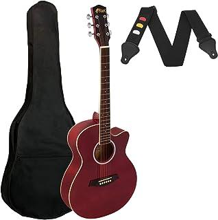 吉他AL-ACG1-RD 带肩带 Small Body