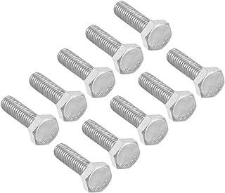 200 Pc M6 x 1.0 x 16 mm Length Tap Bolt Class 8.8 Zinc Steel FT