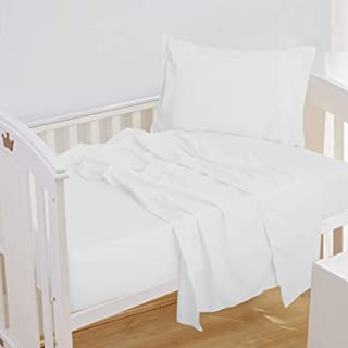 Best toddler bed flat sheet dimensions Reviews