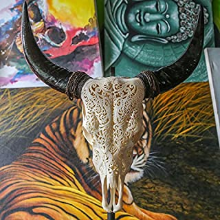 Best carved human skull Reviews