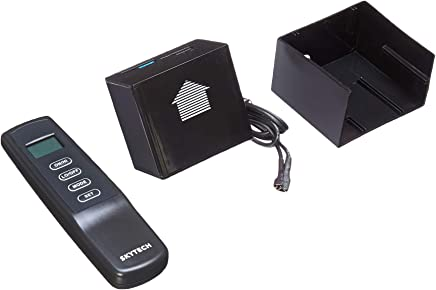 SkyTech Sky-MRCK-TH Fireplace-remotes-and-thermostats Black