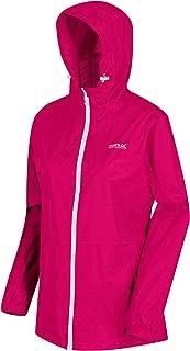 Regatta Women's Wmn Pk It Jkt III Jacket, Dark Cerise, 12 UK (38 EU)