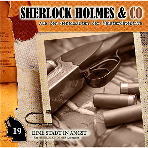 Eine Stadt in Angst     Sherlock Holmes & Co 19              By:                                                                                                                                 Thomas Tippner                               Narrated by:                                                                                                                                 Charles Rettinghaus,                                                                                        Florian Halm,                                                                                        Rainer Fritzsche                      Length: 1 hr and 35 mins     Not rated yet     Overall 0.0