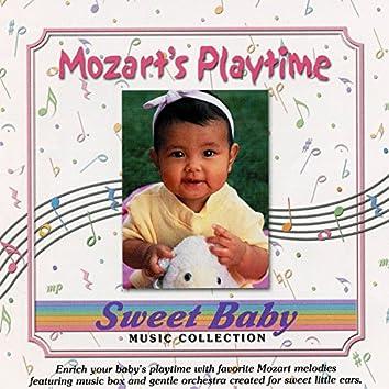 Sweet Baby Music: Baby Mozart's Playtime Lullabies