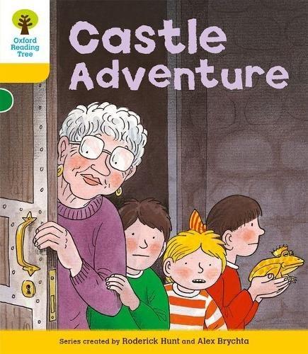 Oxford Reading Tree: Level 5: Stories: Castle Adventureの詳細を見る