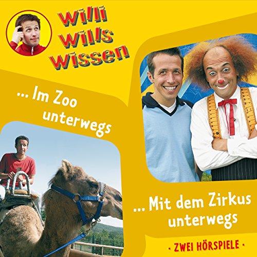 Im Zoo unterwegs / Mit dem Zirkus unterwegs Titelbild