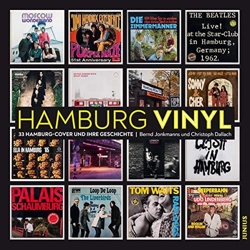 Hamburg Vinyl: 33 Hamburg-Cover und Ihre Geschichte