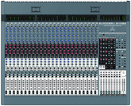 Behringer Eurolive SX4882 Inline Mischpult (48 Kanal)