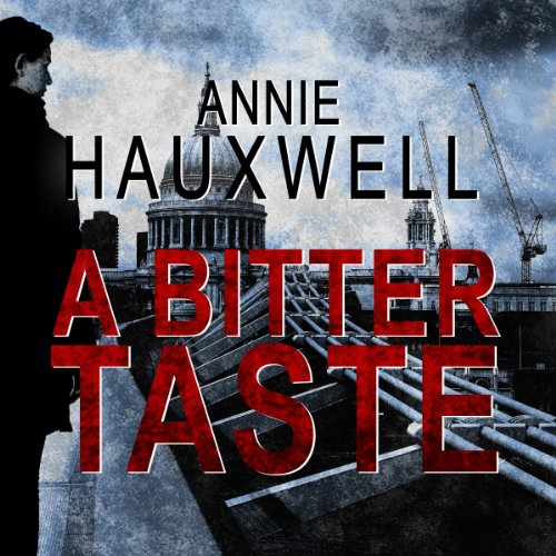 A Bitter Taste audiobook cover art