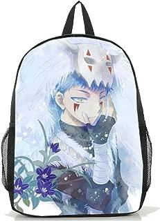 Dreamcosplay Anime Akatsuki no Yona Shin'a New School Backpack Book Bag