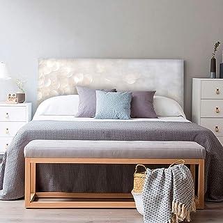 setecientosgramos Cabecero Cama PVC | SoffLigth | Varias Medidas | Fácil colocación | Decoración Dormitorio (150x60cm)