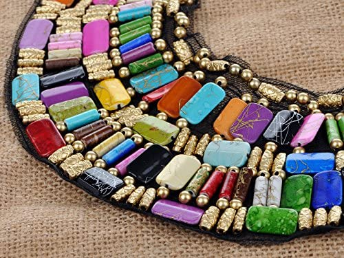 African statement necklaces _image4