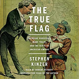 The True Flag audiobook cover art