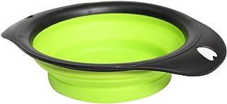 HOUZE Pet Foldable Bowl, Green