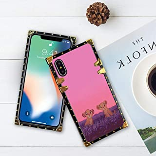 DISNEY COLLECTION Phone Shell Case for iPhone Xs Max [6.5-Inch] Wallpaper Disney Lion The King