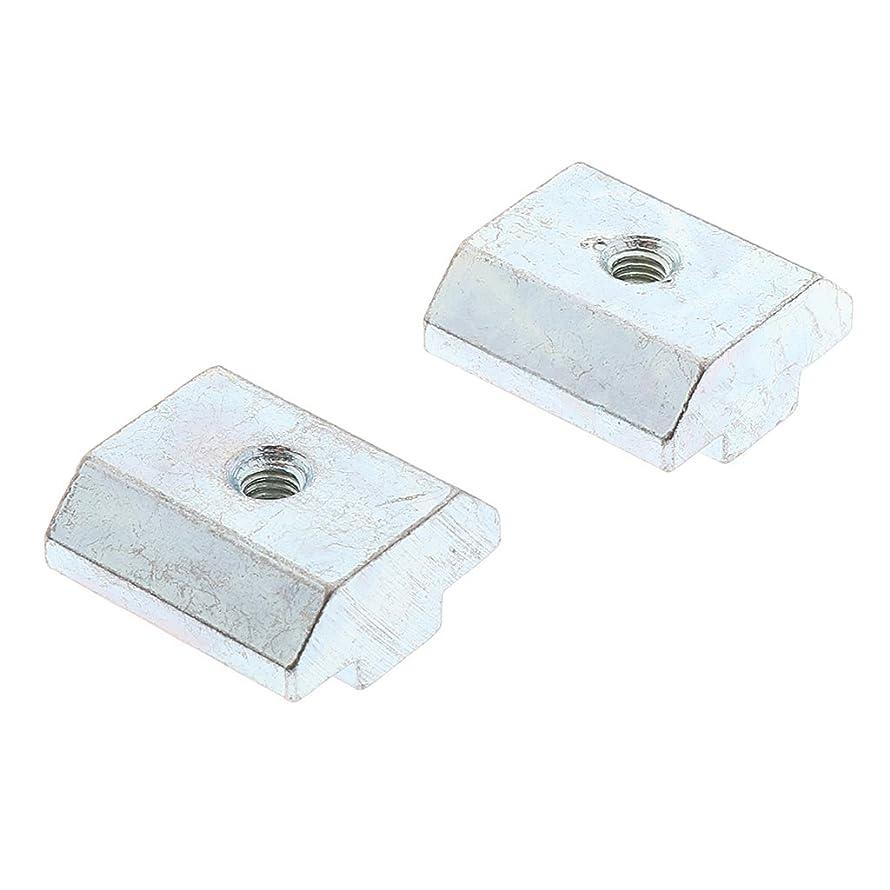 一時停止娘治すT型スロットナット 3Dプリンター/CNCルーター/CNCカッター適用 アルミフレーム構造 6mm